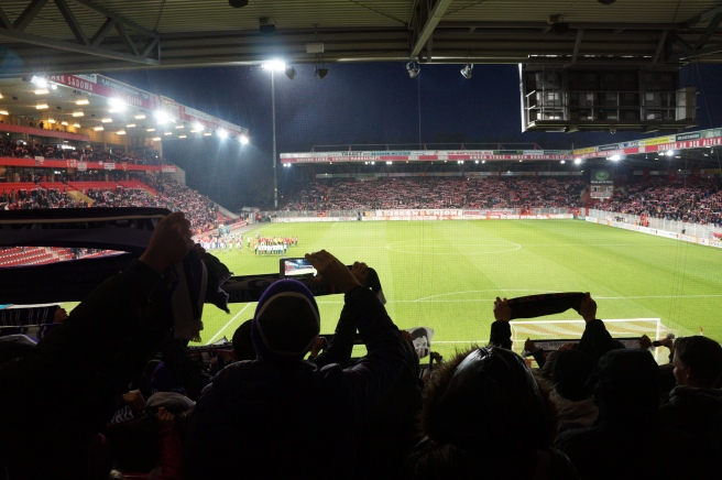 FC Union vs Austria Salzburg