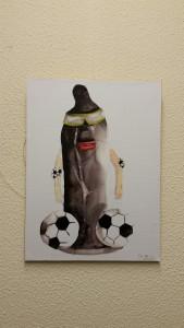 football-condom