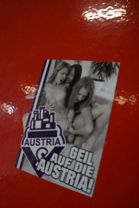 Geil auf die Austria