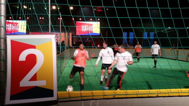 Football Hello Festival