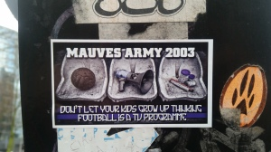 mauves army 2003