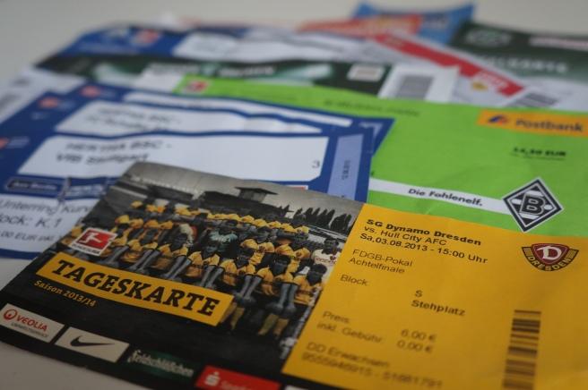 Bundesliga Football tickets