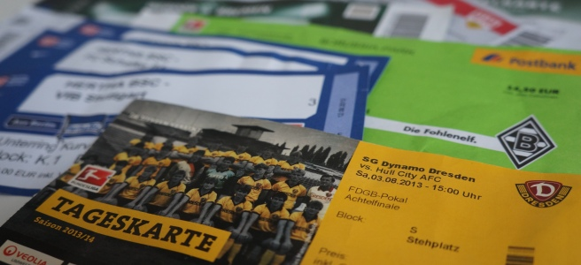 Bundesliga Football tickets