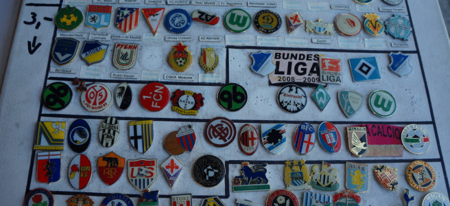 From Boothferry to Germany Badges