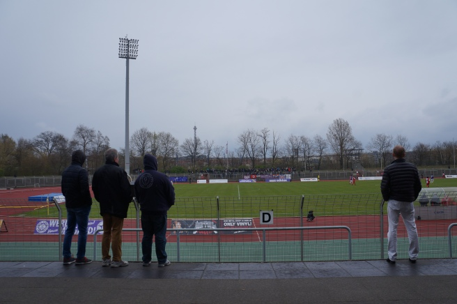 From Boothferry To Germany Mommsenstadion