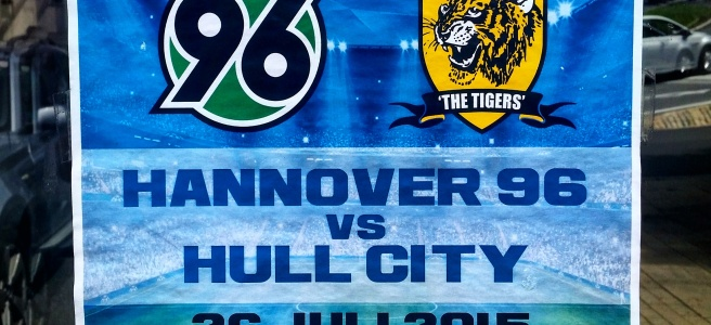 Hannover 96 Hull City