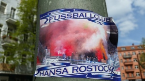 Ultras Aufkleber Of The Week Hansa Rostock From Boothferry To Germany