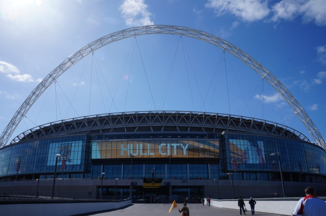Hull City Wembley