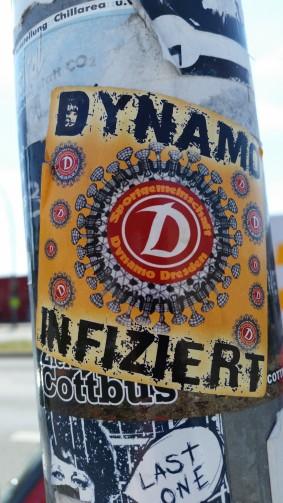 Dynamo Dresden sticker