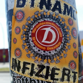 Dynamo Dresden sticker