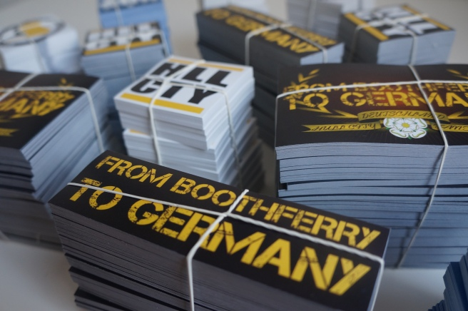 From Boothferry To Germany Stickers