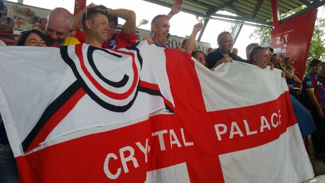 Crystal Palace in Berlin