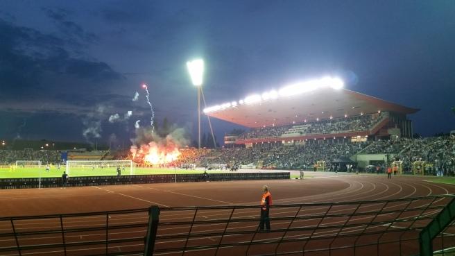 Friedrich Ludwig Jahn Sportpark Pyro