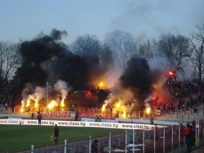 CSKA Sofia Pyro