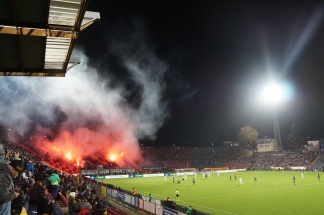 Pogon Szczecin ultras