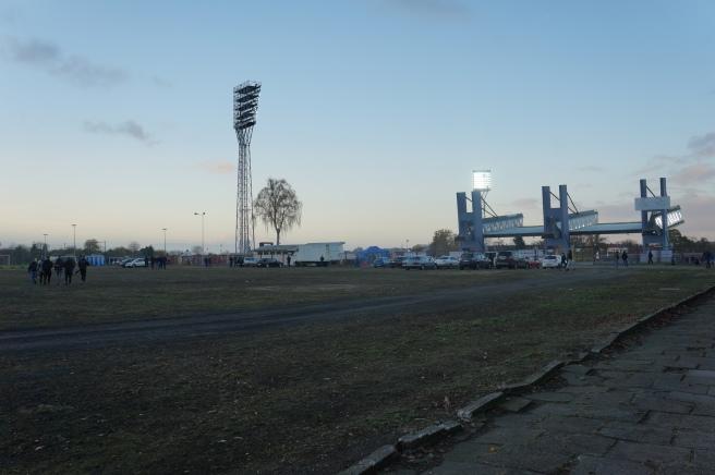 Stadion Miejski im Floriana Krygiera