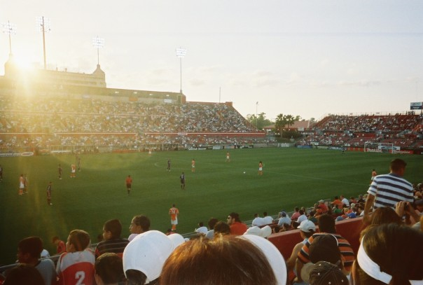 Houston Dynamo Colorado Rapids