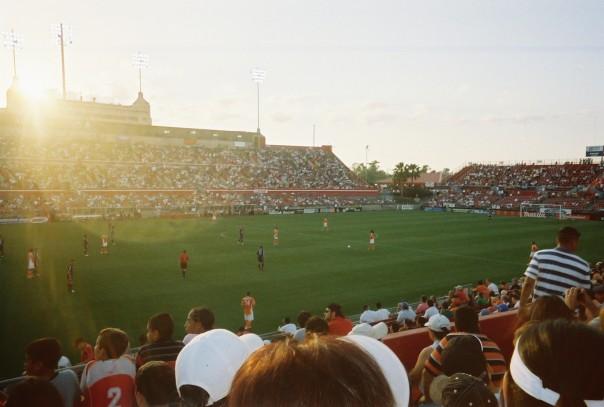 Houston Dynamo Colorado Rapids