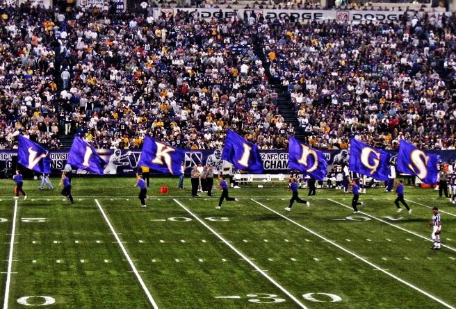 Minnesota Vikings Iceland Clap