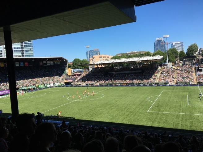 Portland Timbers Houston Dynamo