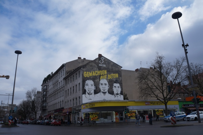 Boateng Brothers Graffiti Berlin