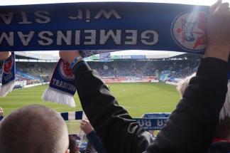 Germans Fans Scarves