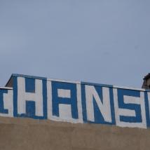 Hansa Rostock graffiti