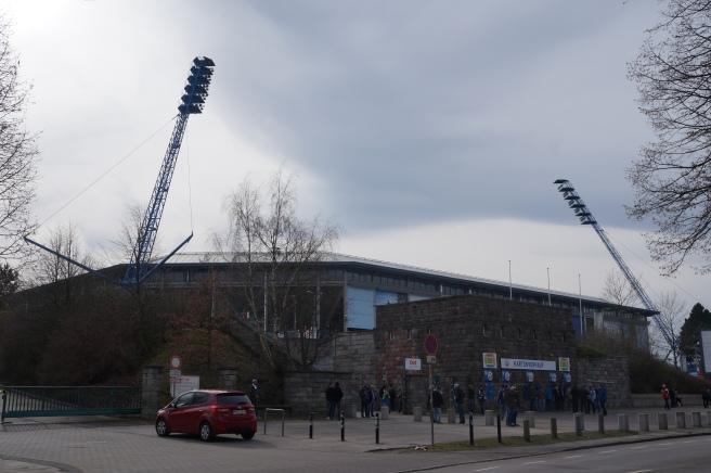 Hansa Rostock stadium