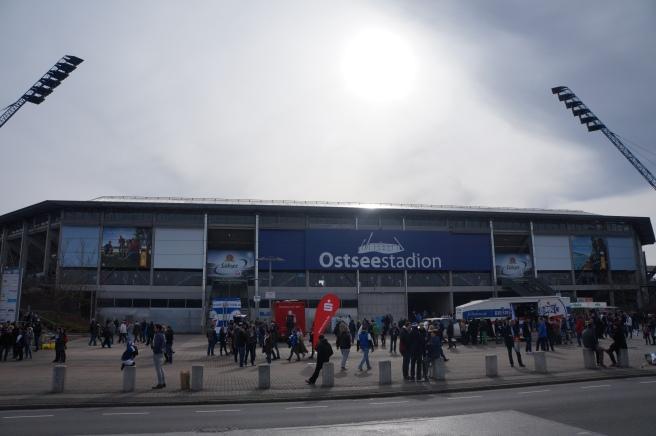 Ostseestadion Rostock