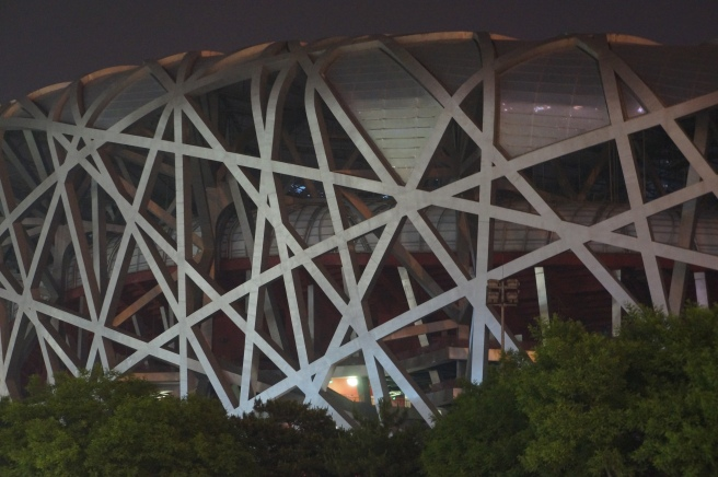 Beijing Birds Nest design