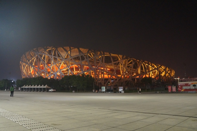 Beijing Birds Nest