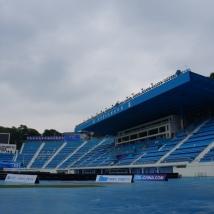 Guangzhou R&F stadium inside