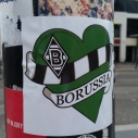 Borussia Mönchengladbach aufkleber