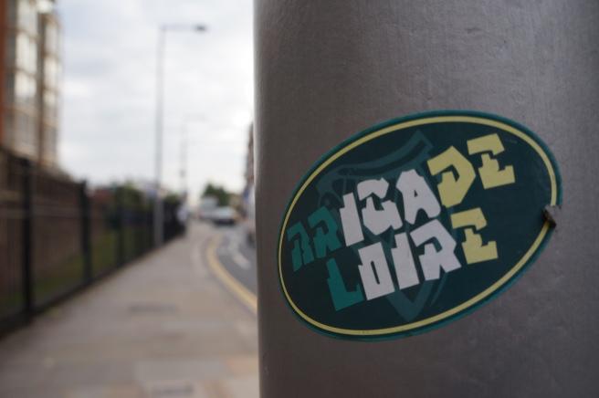 Brigade Loire sticker