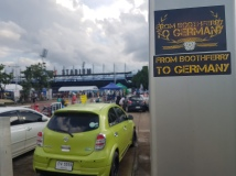 From Boothferry To Ubon Ratchathani
