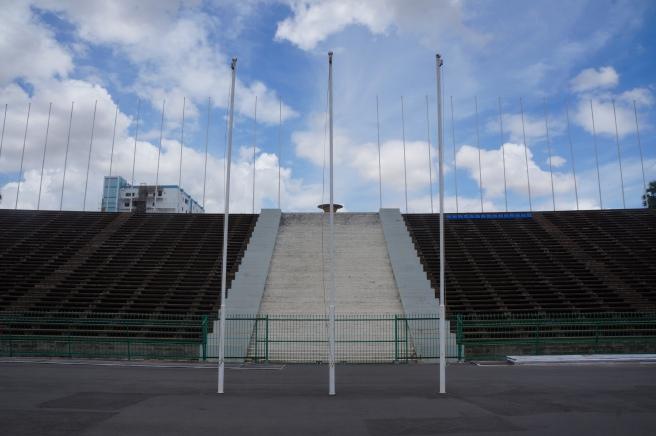 Cambodian olympic stadium