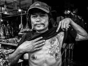 Khlong Toei man