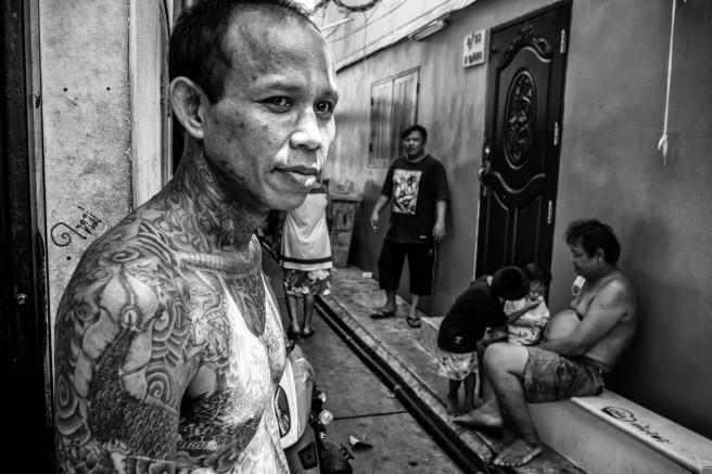 Khlong Toei people
