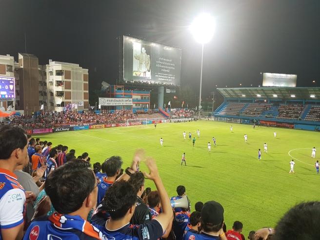PAT stadium inside