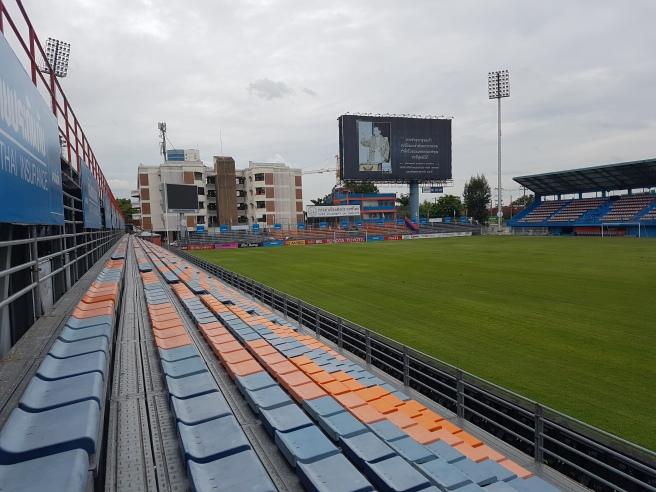 PAT Stadium stand