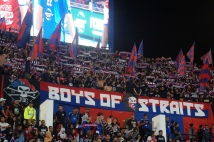 Boys of Straits