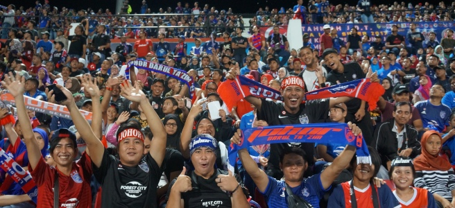 Football fans Malaysia