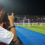 Football photographer
