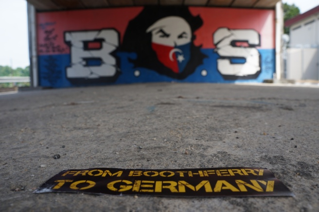Graffiti Boys of Straits
