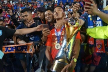 JDT Malaysian super league