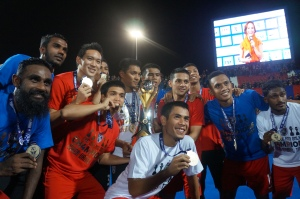 Johor Darul Ta'zim champions