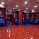 Johor Darul Tazim dressing room