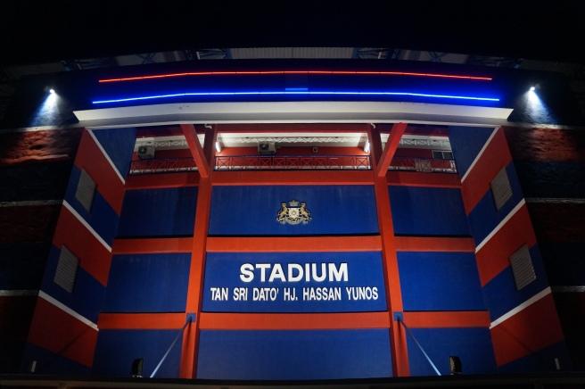Johor Darul Tazim entrance