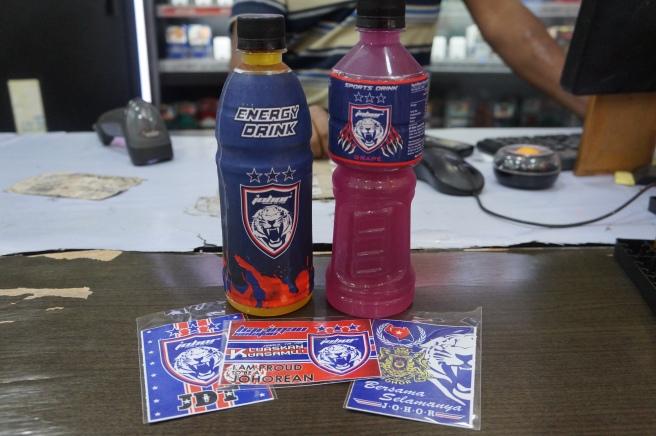 Johor Darul Tazim merchandise