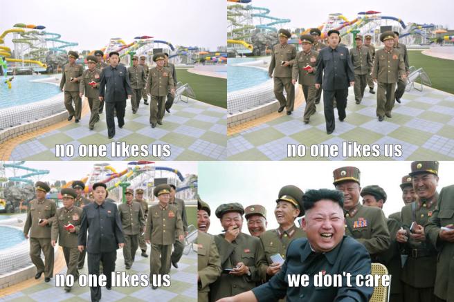 Kim Jong Un Football